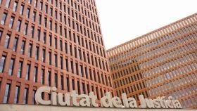 Ciudad de la Justicia de Barcelona, donde se encuentra el Juzgado Mercantil 8.