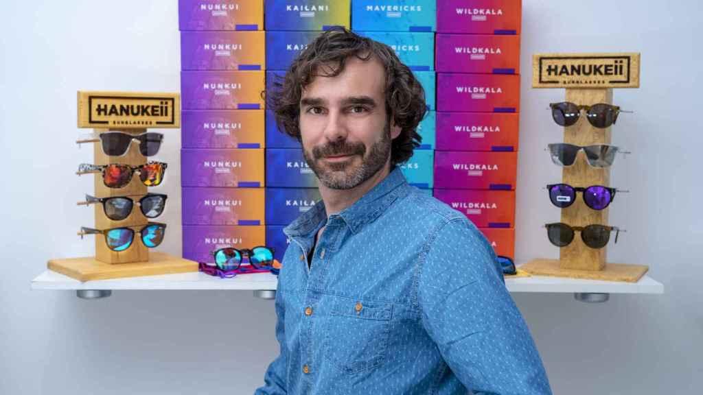 Pablo Gilsanz, director de marketing de Hanukeii.