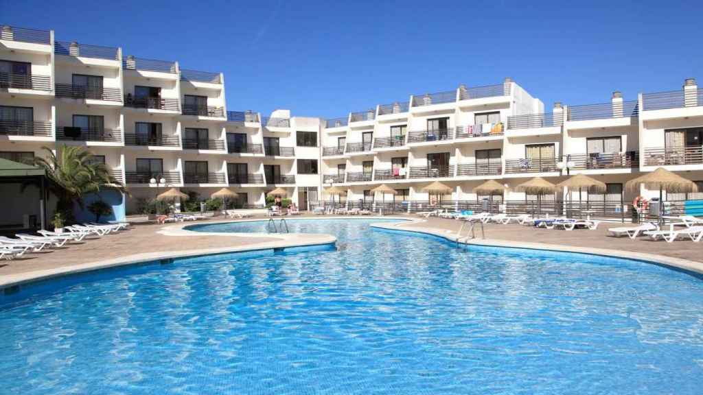 Imagen del hotel TRH Magaluf, en Mallorca.