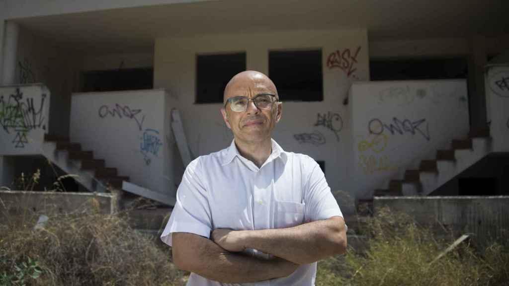 Carlos Cómitre, abogado del despacho Ley 57.