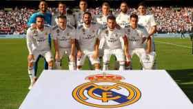 La alineación del Real Madrid frente a la Juventus en la ICC