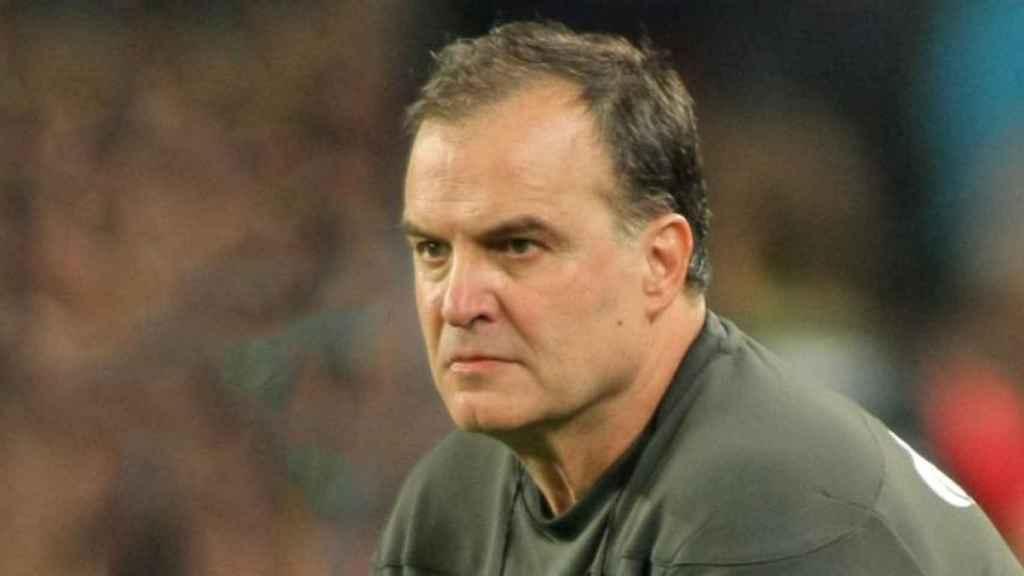 Marcelo Bielsa, entrenador del Leeds United. Foto: leedsunited.com