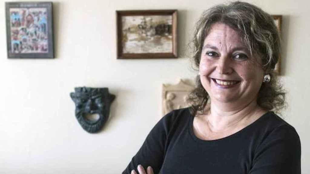María Elvira Roca. EFE.