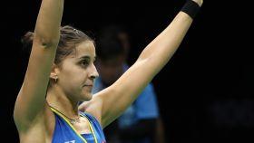 Carolina Marín en el Mundial de Bádminton