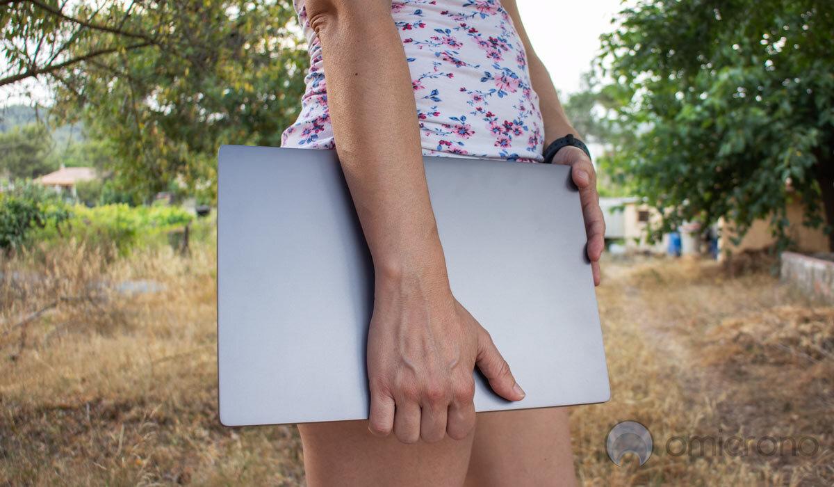 Análisis del portátil Xiaomi Mi Laptop Air: potente y muy compacto
