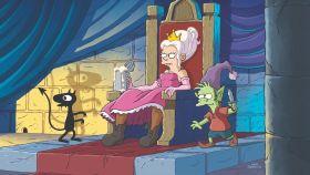 Fotograma de la nueva serie de Matt Groening.
