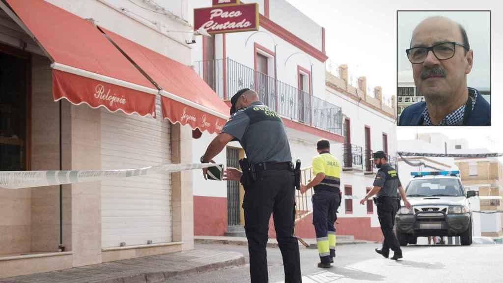 Crimen de Paco, el joyero cofrade de Carmona