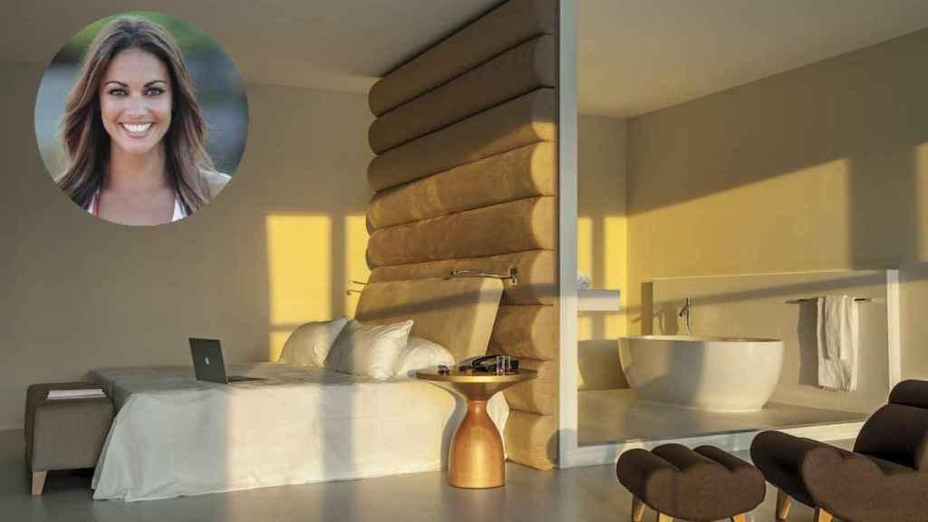 Así es la suite del hotel 'Room Mate Aitana' que disfruta Lara Álvarez en Ámsterdam.