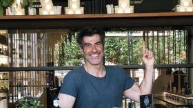 Jorge Fernández en una imagen de redes sociales.