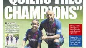Portada Mundo Deportivo (07/08/18)