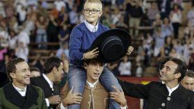 Adrián Hinojosa, el niño que quería ser torero.