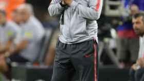 Di Francesco durante la International Champions Cup