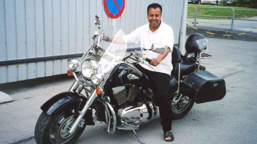 El expolicía marroquí Abdeslam Tazi, detenido en Portugal en marzo de 2017.