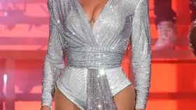 Beyoncé en su segundo fin de semana de actuación en Coachella.
