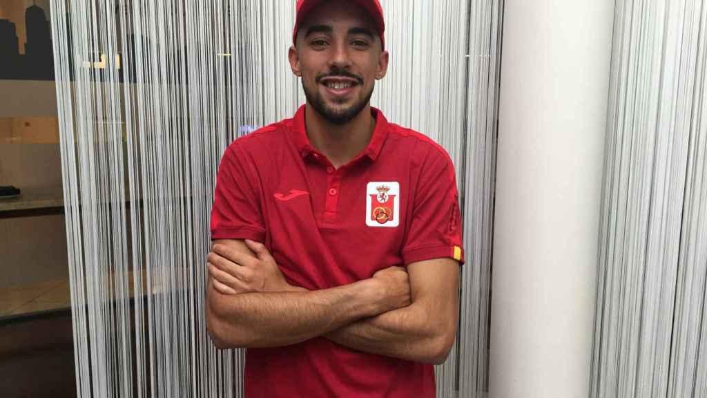 Saúl Ordóñez:, plusmarquista nacional de 800 metros.