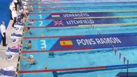 Pons Ramón, bronce en los Campeonatos de Europoa