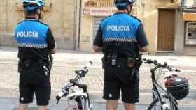 policia-local-salamanca-en-bici