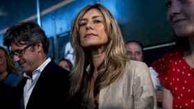 Begoña Gómez, esposa del presidente del Gobierno, Pedro Sánchez, en una imagen de archivo.