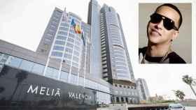 Un ladrón se hace pasar por Daddy Yankee y roba 2 millones en joyas del cantante en su hotel de Valencia