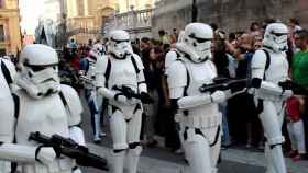 ejercito imperial imperio galactico star wars pasacalle
