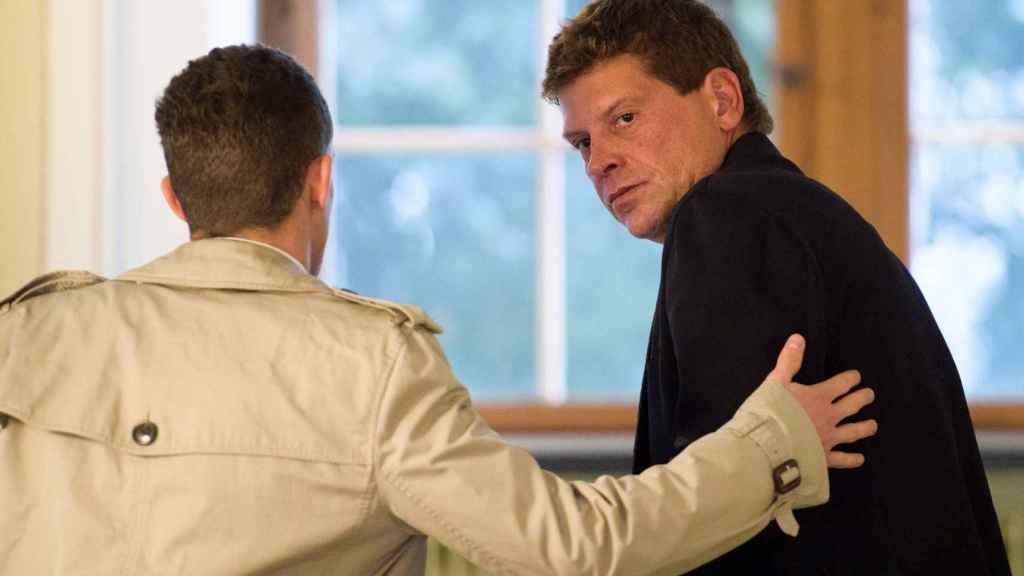 Ullrich, detenido en Alemania por agresión a prostituta.