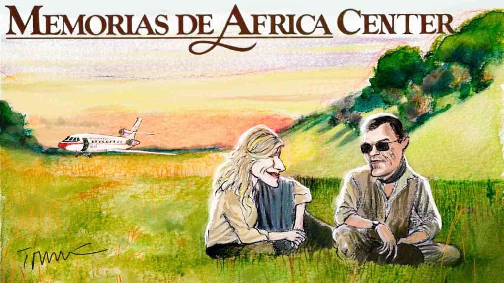 Memorias de Africa... Center
