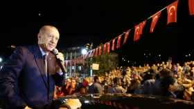 Tayyip Erdogan , presidente de Turquía.