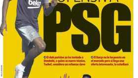 Portada diario Mundo Deportivo (11/08/2018)