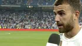 Borja Mayoral, entrevistado en Realmadrid TV