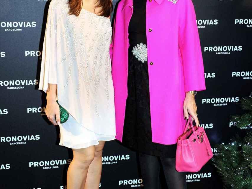 Susana Gallardo en una imagen de archivo.