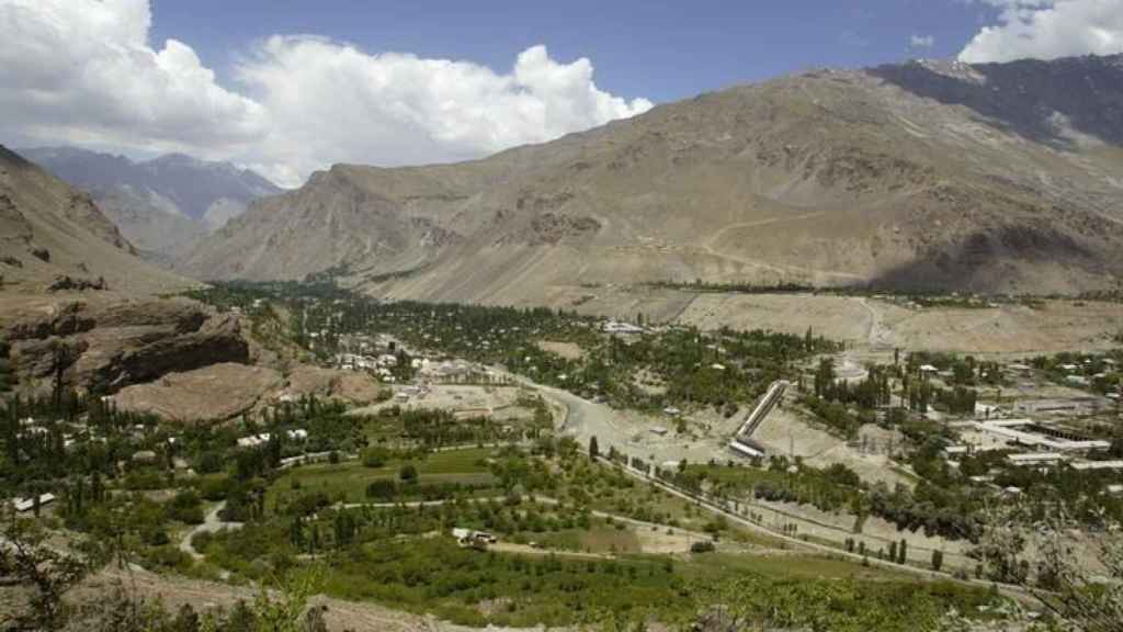 Cordillera de Pamir