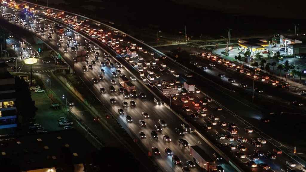 El peaje dinámico haría que los conductores evitaran las horas puntas para ahorrar.