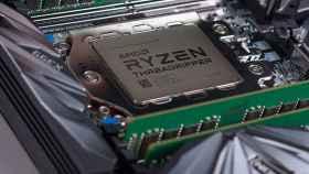 Procesador AMD Ryzen Threadripper, uno de los afectados