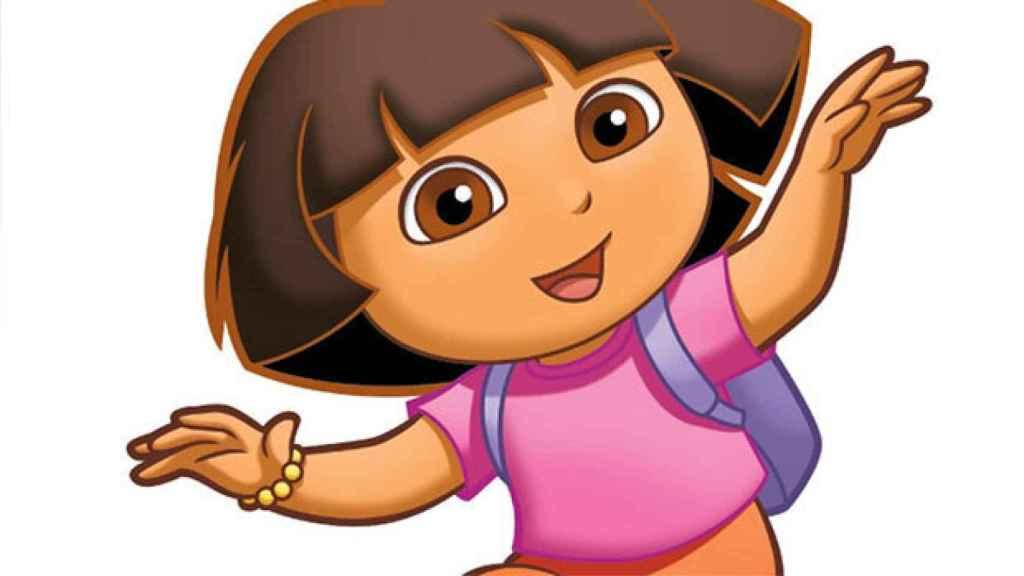 Primera Imagen De La Película De Dora La Exploradora