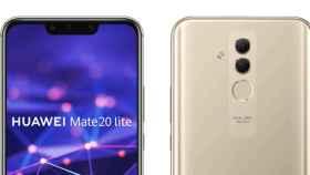 Nuevas imágenes del Huawei Mate 20 Lite y primeras características filtradas