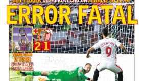La portada del diario AS (13/08/2018)