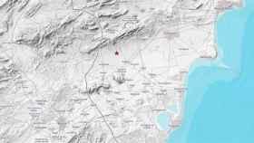 Terremoto en Alicante.
