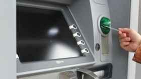 Un cajero automático en una imagen de archivo.