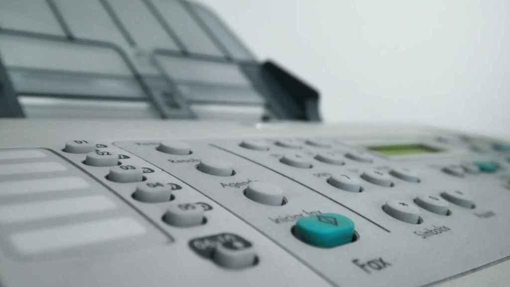 maquina fax 3