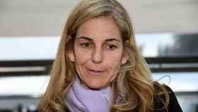 La tenista Arantxa Sánchez Vicario.