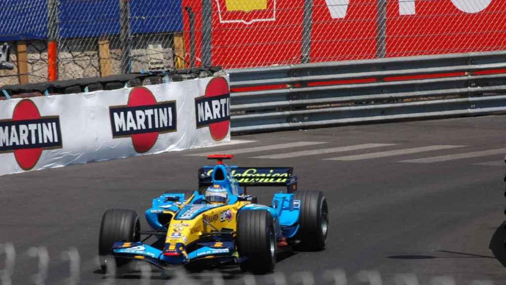 En el año 2006 logró su primera victoria en el prestigioso Gran Premio de Mónaco