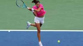 Garbiñe Muguruza resta el golpe de Lesia Tsurenko en el Masters de Cincinnati