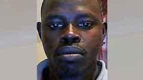 La imagen del detenido por el intento de atentado en Londres.
