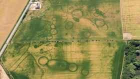 Paisaje ceremonial prehistórico en Oxfordshire, Inglaterra