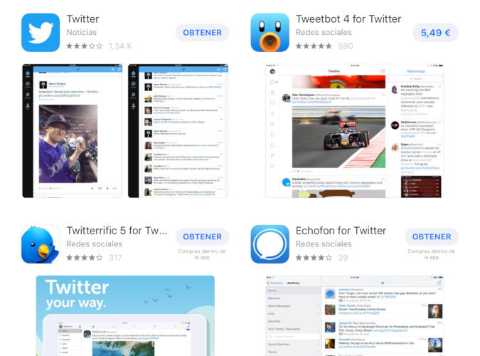 twitter apps ios