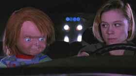 Christine Elise quiere participar en la serie de 'Chucky'