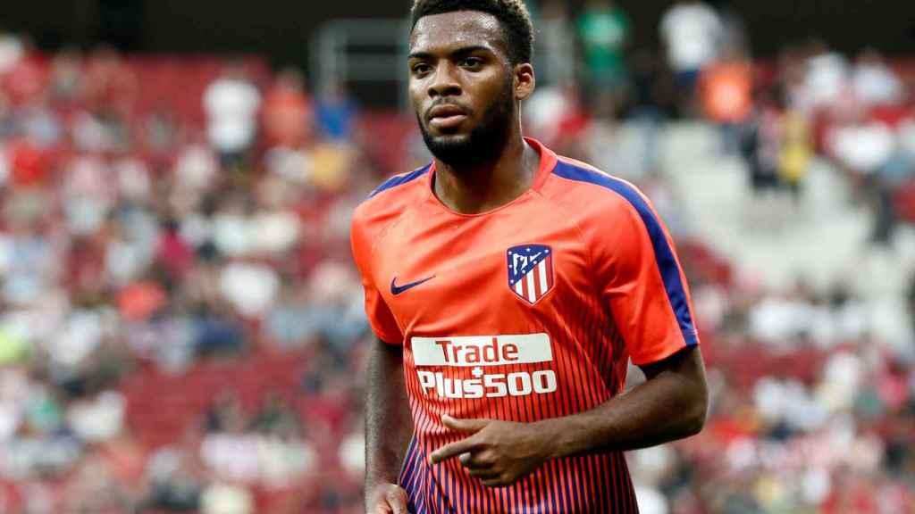 Lemar, fichaje del Atlético