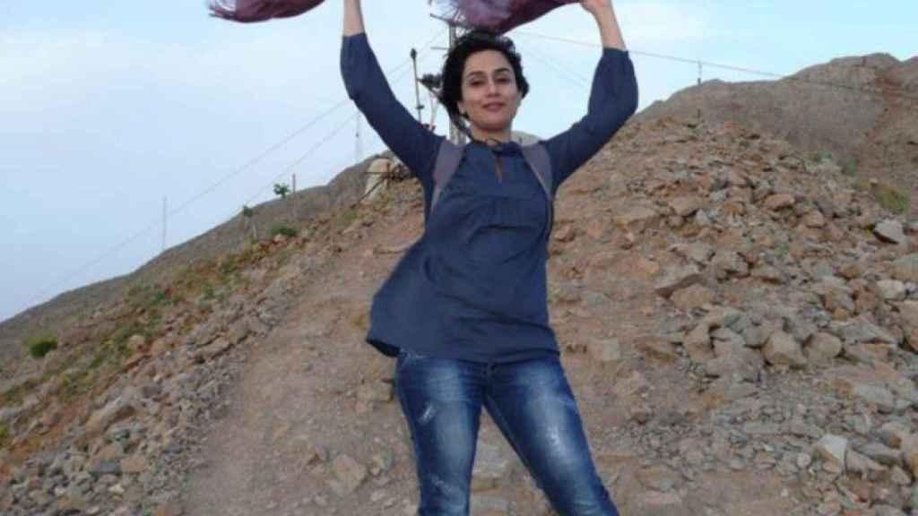 La activista Masih Alinejad.