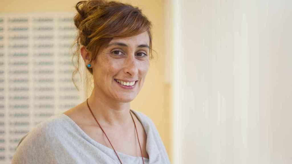 Pilar Villacorta, cabo 1º de la Guardia Civil