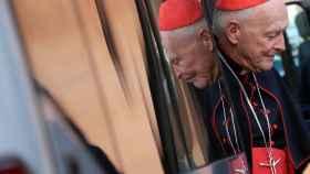 El cardenal de EEUU Theodore Edgar McCarrick en una imagen de archivo